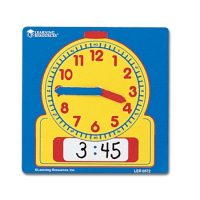 RELOJ ESTUDIANTIL BORRABLE SET DE 10 LER 0572