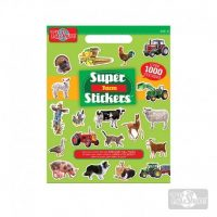 Block Sticker Granja 1000u (6307)