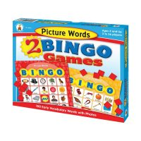 BINGO IMAG Y VOCAB INGLES 36PCS. 140040