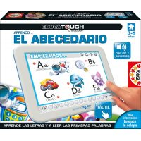 BASE EDUCA TOUCH ABECEDARIO 15435