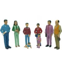 SET FAMILIA LATINO AMER. 8 FIG. 9,5 27398 (6)
