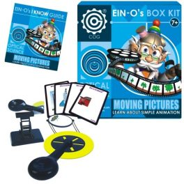 KIT CIENCIA OPTICA MOV. DE IMAGENES E2390MP (12-96