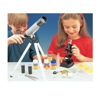 MICROSCOPIO TM-23406 TELESCOPIO MINI LAB (234) (6)