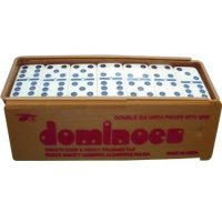 DOMINO 11mm.TFB-66LP GRANDE C/PLAST. (25)