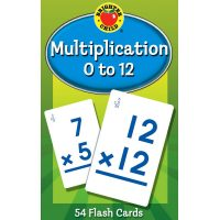 FLASH CARD DE MULTIPLICACION DEL 0 AL 12 0769677436