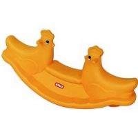 BALANCIN DOBLE GALLINA PLASTICO WM-9117