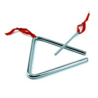 "TRIANGULO METAL 5"" 50410 (100)"