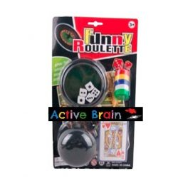 SET MINI CASINO BLISTER 0908K847 (60-120)