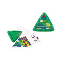 PATTERN BLOCKS TRIANGULO 1162 11PCS