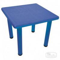 Mesa Cuadrada 60x60x50cm Azul (012)