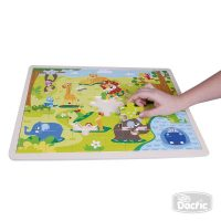 Puzzle 45x35cm Madera (047)
