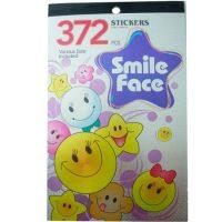 STICKERS BLOCK SMILE 372PZS. SBA-0101(10-200)