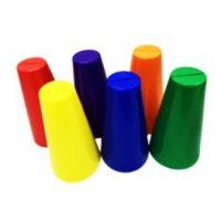 CONOS PLASTICOS P/INDICACIONES 6 UNID.GDYS-246(30)