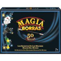 JUEGO MAGIA BORRAS CLASICA 50 TRUCOS 24047