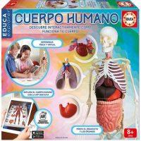 CUERPO HUMANO INTERACTIVO 16560