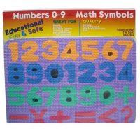 PUZZLE NUMEROS 0-9 Y SIGNOS FP-302