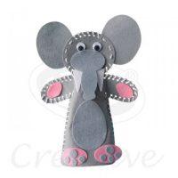 Titere Panolenci para Armar Elefante