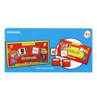 FICHAS ASOC. ANIMALES INGL T004 (6-18)