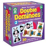 DOMINO DOBLE NUMERO Y COLOR 30PCS. KE-842000