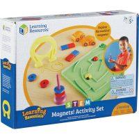 SET DE ACTIVIDADES MAGNETISMO STEAM LER334