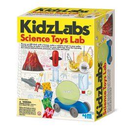 Juguetes de la ciencia de laboratorio