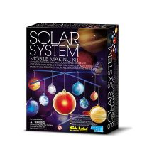Kidz Labs / Glow Solar System Mobile Making Kit
