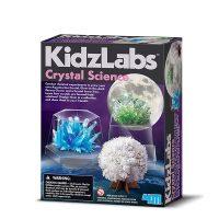 Kit la ciencia de los cristales