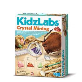 Kit cristales y mineria