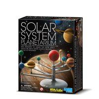 Kit sistema solar para armar