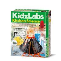 Kit experimentos en la cocina