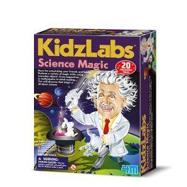 Kit de ciencia y magia