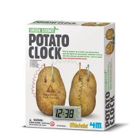 Green Science / Potato Clock