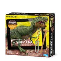Kit ADN de dinosaurio - Tyrannosaurus Rex