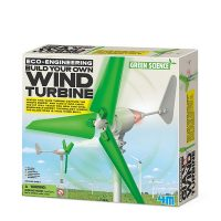 Eco-Engineering / Build Your Own Wind Turbine