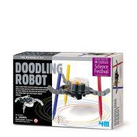 Robot Doodling