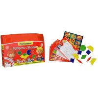 KIT PATRONES Y FIGURAS INGL PATTNERS AND SHAPES T044 (6-36)