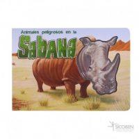 Libro Animales Peligrosos Sabana (032)