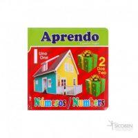 Libro Aprendo Numero Espanol/Ingles (028)