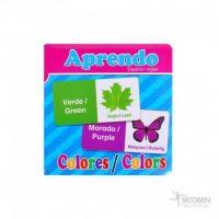 Libro Aprendo Color Espanol/Ingles (027)