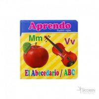 Libro Aprendo ABC Espanol/Ingles (026)