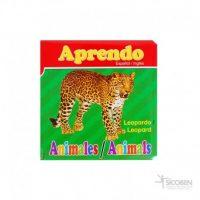 Libro Aprendo Animal Espanol/Ingles (025)