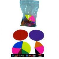 FRACCIONES CIRCUL.PLAST.51 PCS. S-7115A(80)