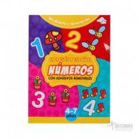 Libro Me Divierto y Aprendo Numeros (006)