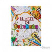 Libro El Arte de Colorear (002)