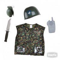 Disfraz Militar (003)