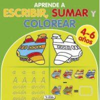 APRENDE A ESCRIBIR , SUMAR Y COL. CPC076 (12)