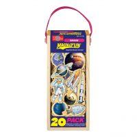 Espacio Madera Magnetica 20u (9243)