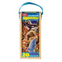 Animal Marino Madera Magnetica 20u (9213)