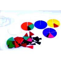 FRACCIONES CIRCULARES 71 PZAS EN CAJA 120122