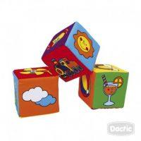 Cubo Tela 6u (019)